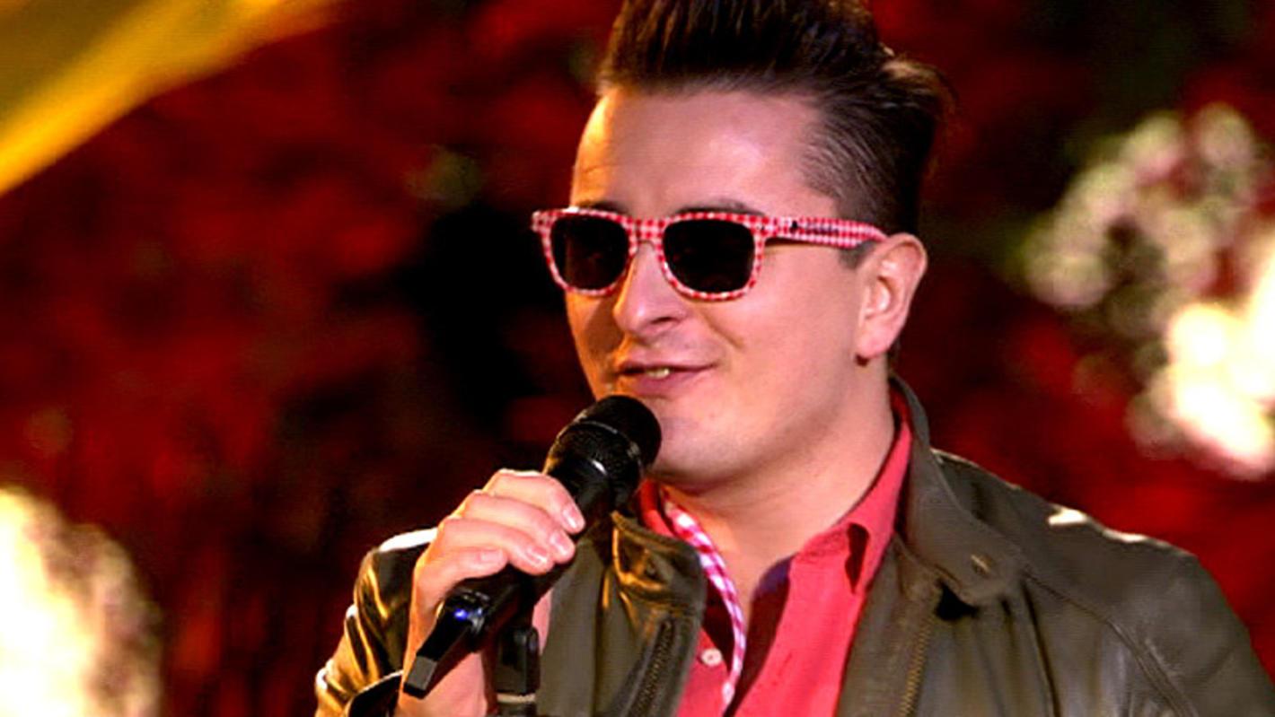 Sing meinen Song: Andreas Gabalier singt Lucky Day von Sasha