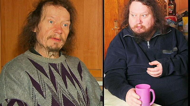 Peter Ludolf hat 67 Kilo abgenommen - aus Versehen