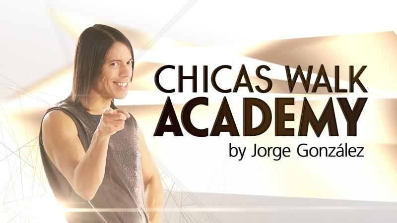 "Coaching-Doku ""Chicas Walk Academy by Jorge González"""