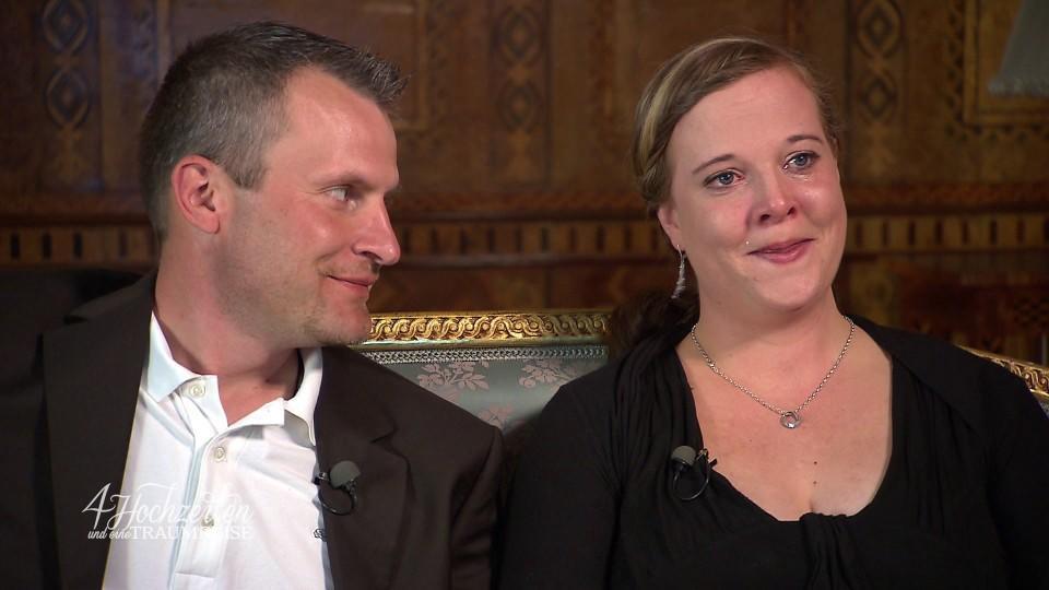 Eva Schmilzt Beim Blick In Die Augen Ihres Mannes Christian