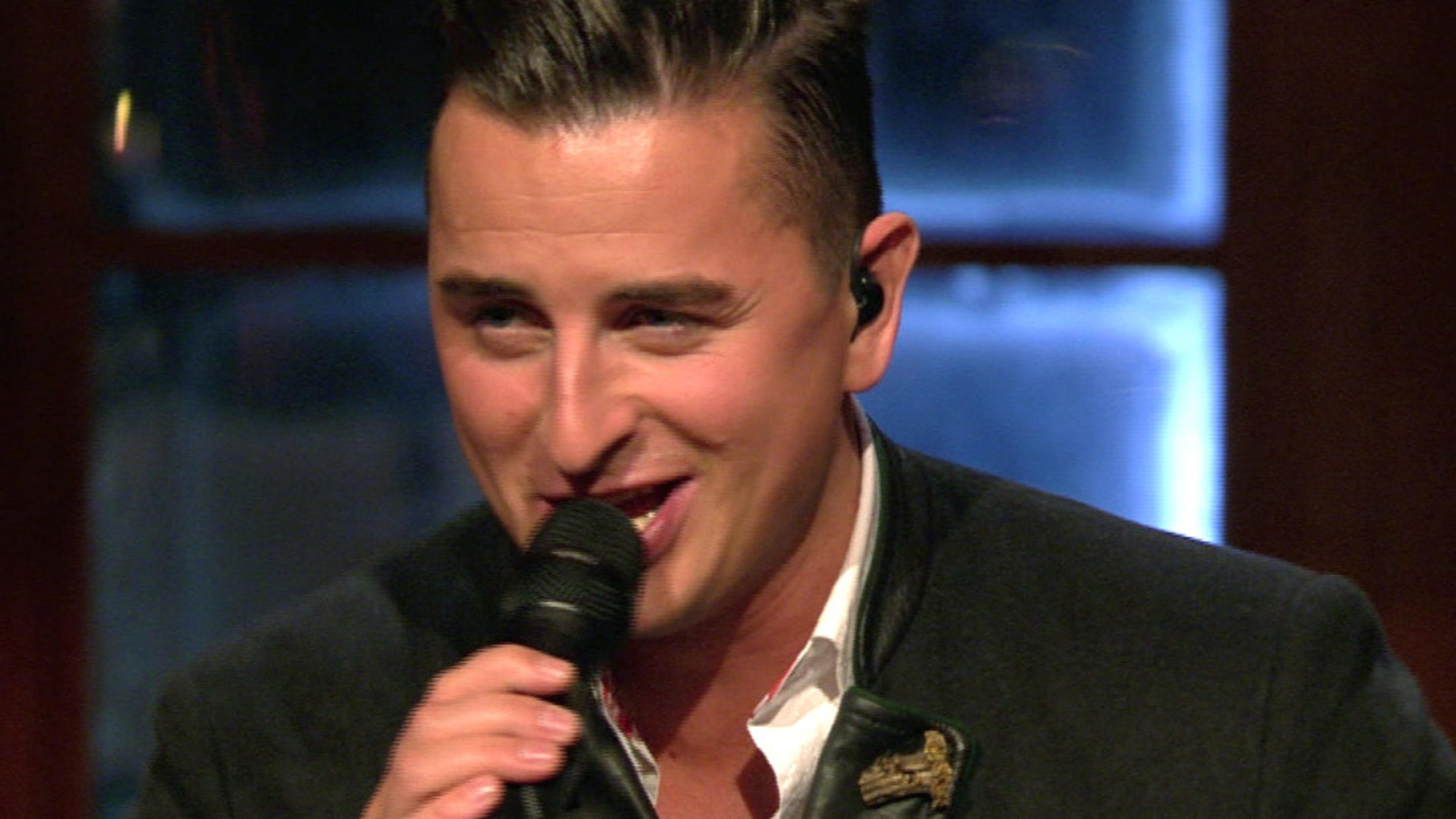 "Sing meinen Song - Das Weihnachtskonzert: Andreas Gabalier singt ""Rocking Around The Christmas Tree"""