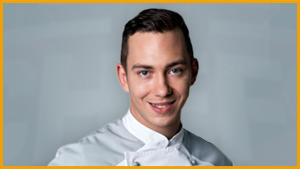 """Game of Chefs""-Kandidat Alexander Hoppe"