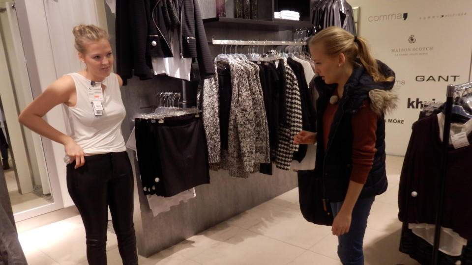 """Shopping Queen"", ""Kandidatin Tati"", ""Shopping Queen Mannheim"", Shopping Queen Heidelberg"""