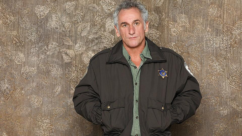 Resurrection: Matt Craven schlüpft in die Rolle des Sheriffs Fred Langston