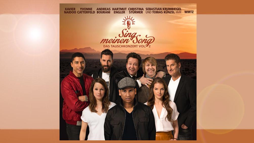 Sing meinen Song 2015: Das Album zur zweiten Staffel