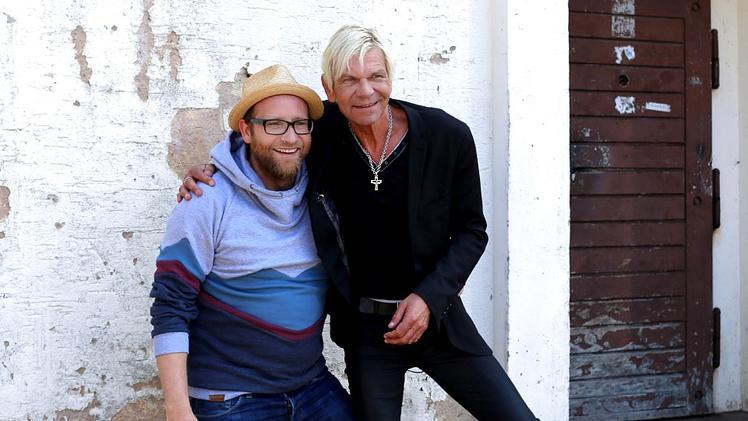 Meylensteine: Gregor Meyle trifft Matthias Reim