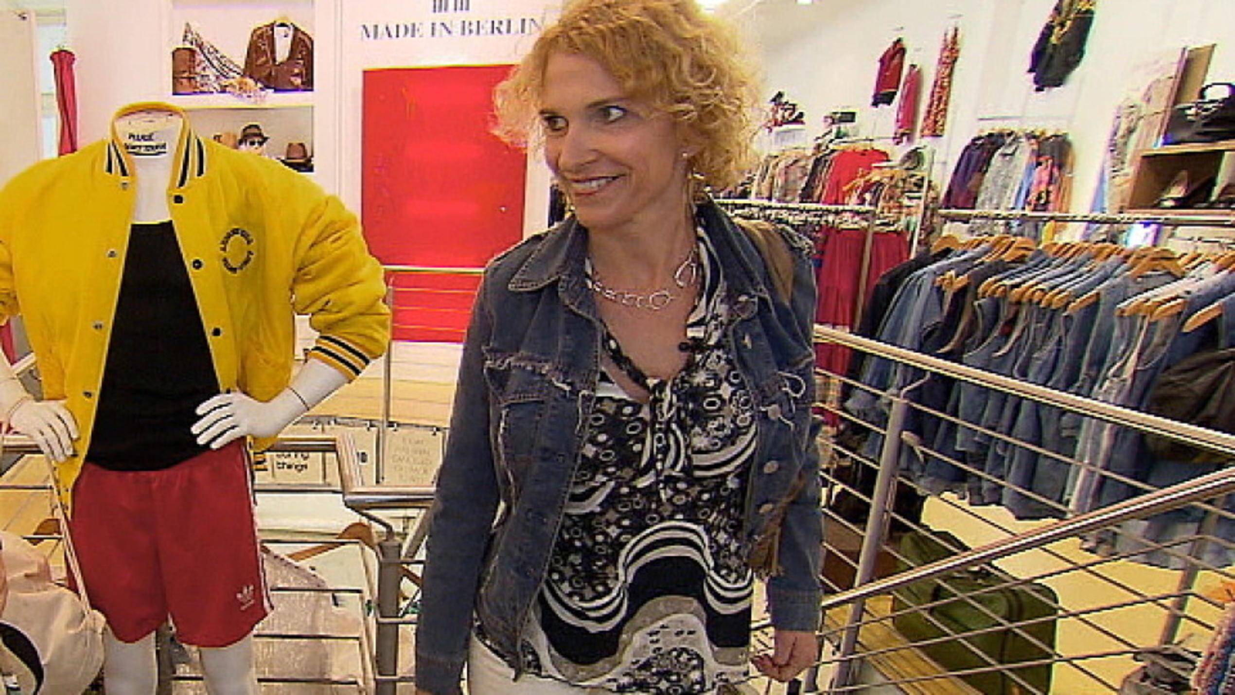 Heike Kloss Shopping Queen