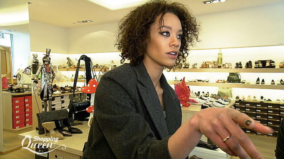Shopping Queen in München: Louisa