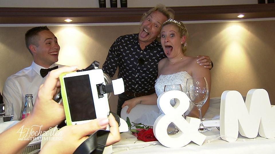 4 Hochzeiten