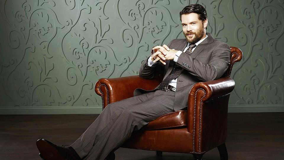 """How to get away with murder"": Charlie Weber als Frank Delfino"