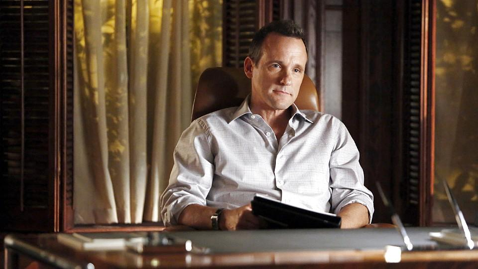 """How to get away with murder"": Tom Verica als Sam Keating"