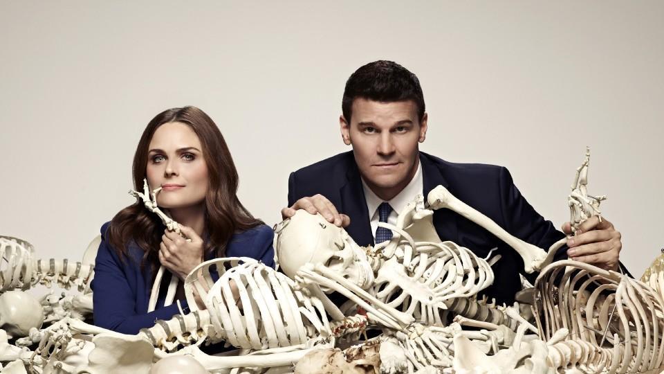 Bones Knochenjägerin