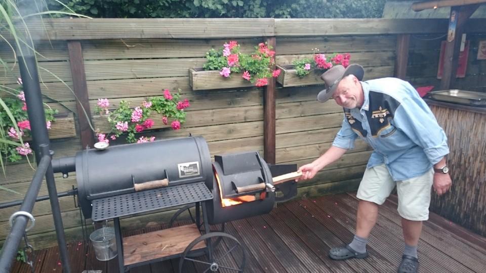 Grillsportverein Outdoorküche : Das perfekte dinner: 100% grillen