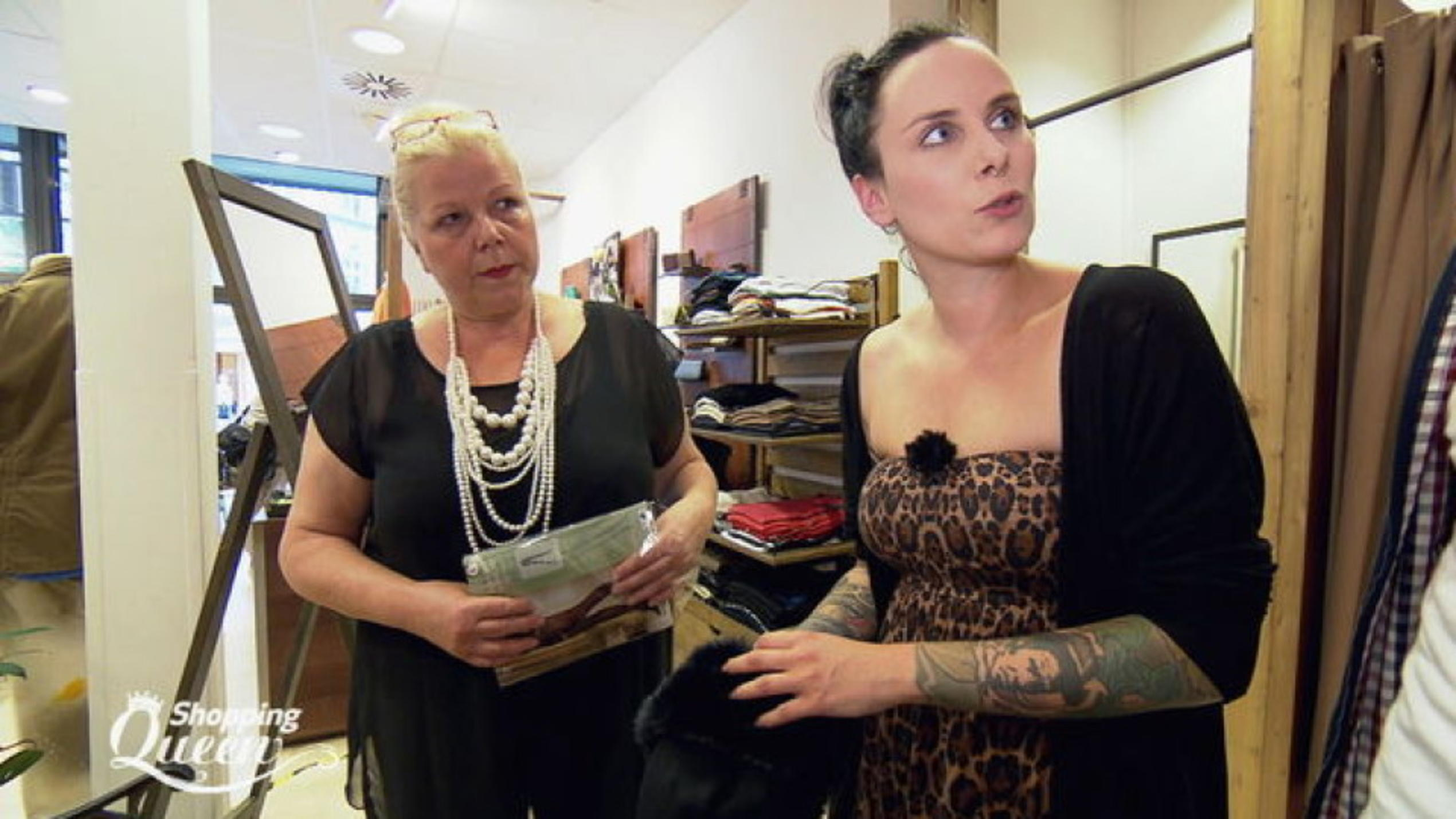 "Annes Tag bei ""Shopping Queen"" in Erfurt"