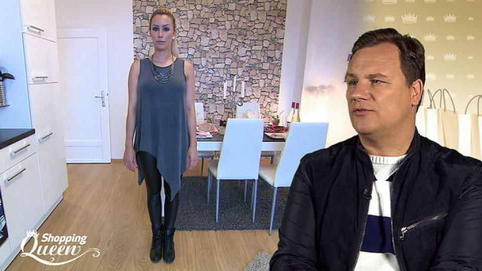 "Shopping Queen: Kathy im Style-Check bei ""Shopping Queen"""