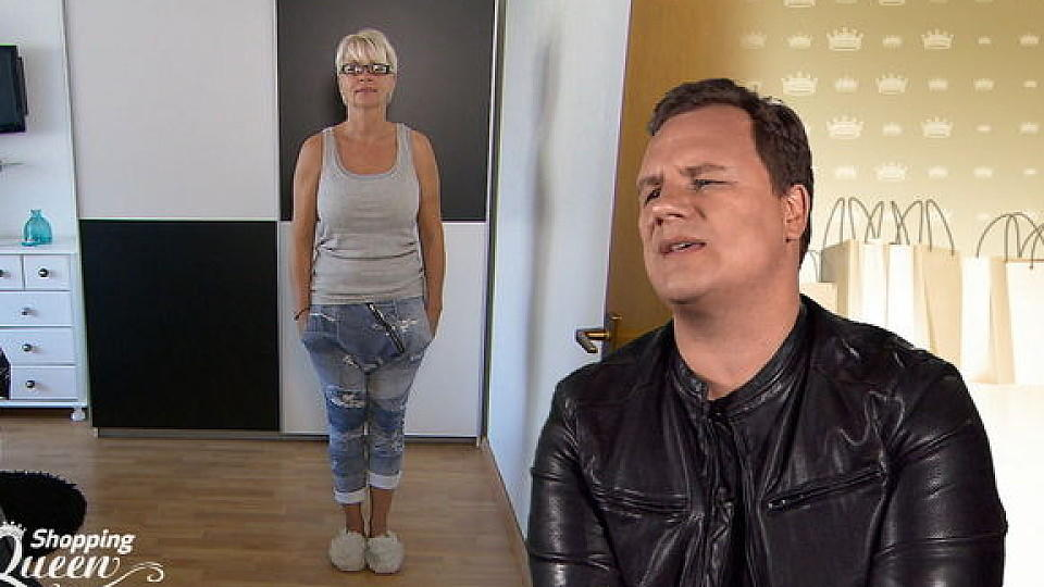 "Shopping Queen: Astrid im Style-Check bei ""Shopping Queen"""