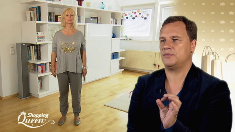 "Sanne im Style-Check bei ""Shopping Queen"""