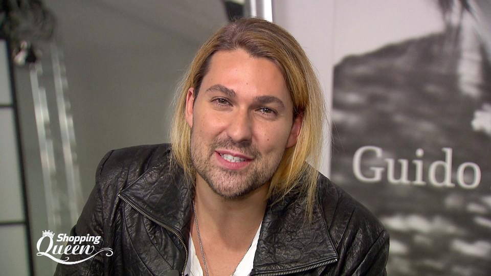 "David Garrett bei ""Shopping Queen"""
