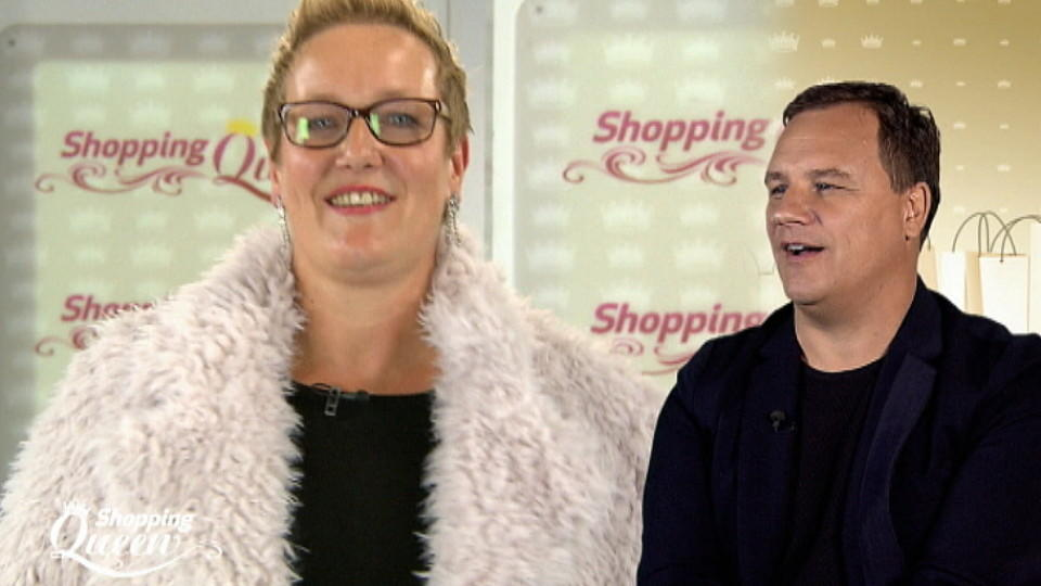 "Bärbel bei ""Shopping Queen"""