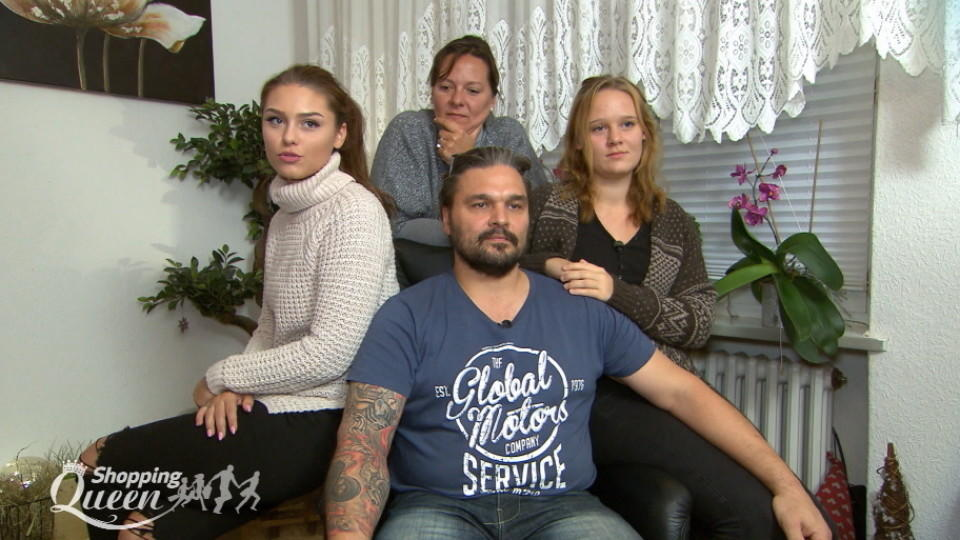 "Familie Richter im Style-Check bei ""Shopping Queen"""