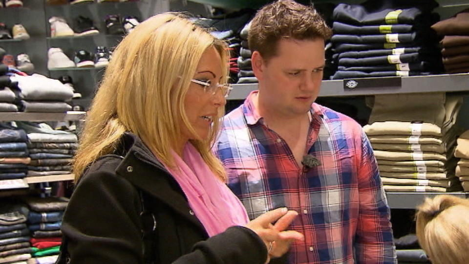 "Familie Lemm bei ""Shopping Queen"""