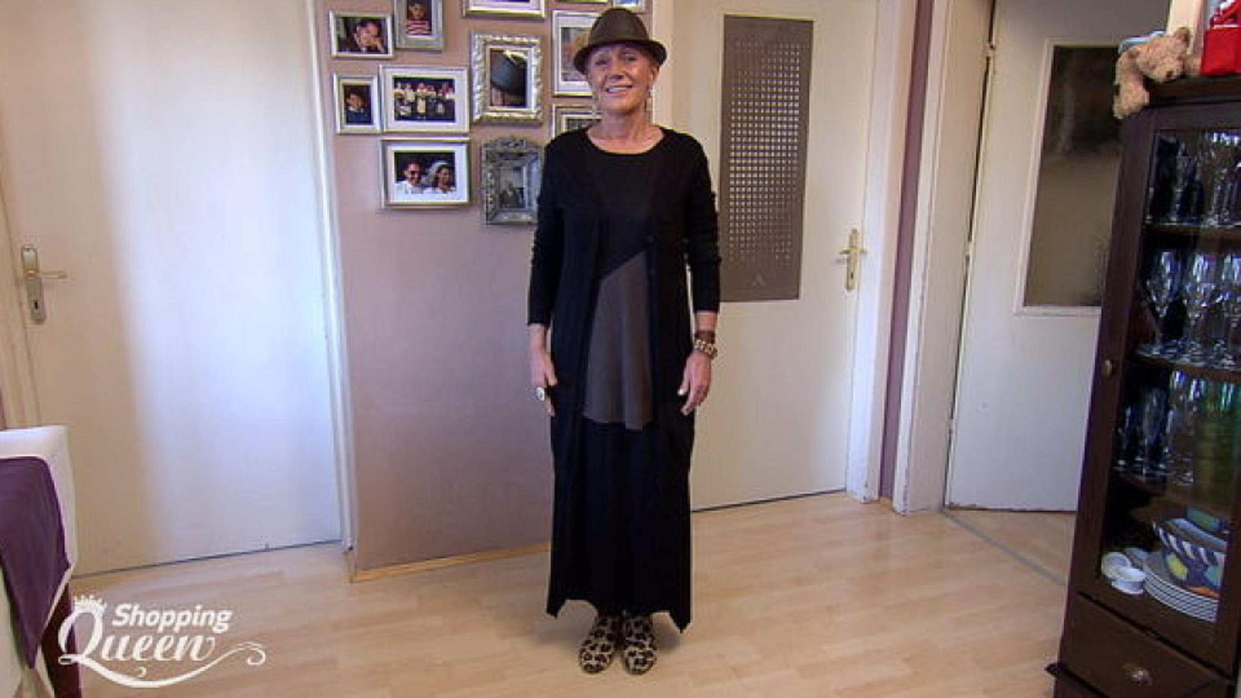 "Shopping Queen: Eva im Style-Check bei ""Shopping Queen"""