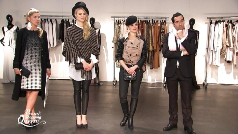 Promi Shopping Queen Wer hat das perfekte Outfit pru00e4sentiert?