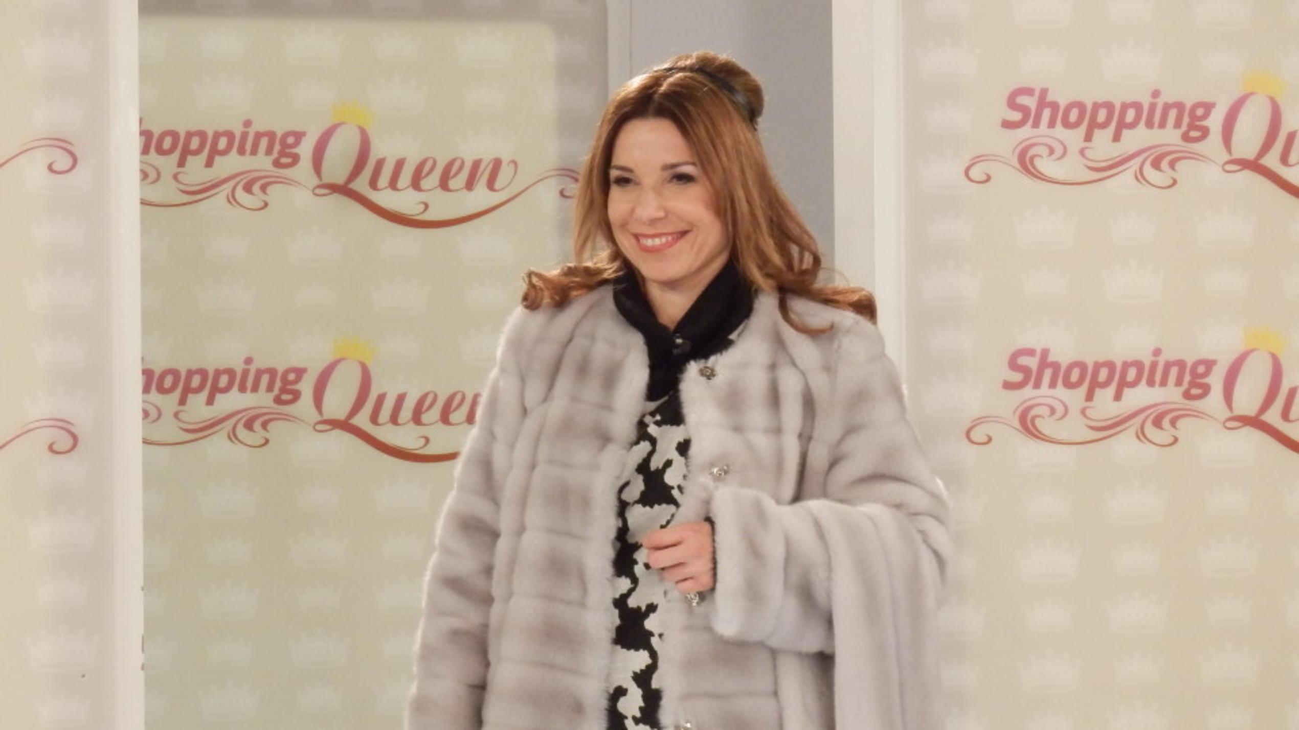 Shopping Queen Sekt