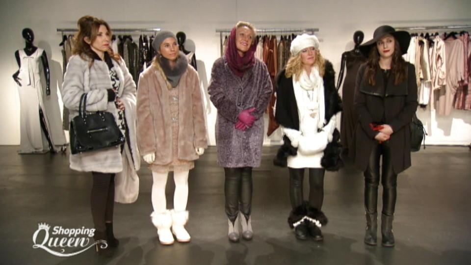 Shopping Queen Welche Kandidatin hat mit einem Schneeku00f6niginnen-Outfit verzaubert?