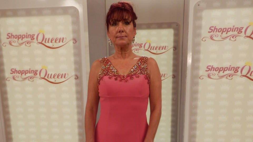 "Carmen bei ""Shopping Queen"""