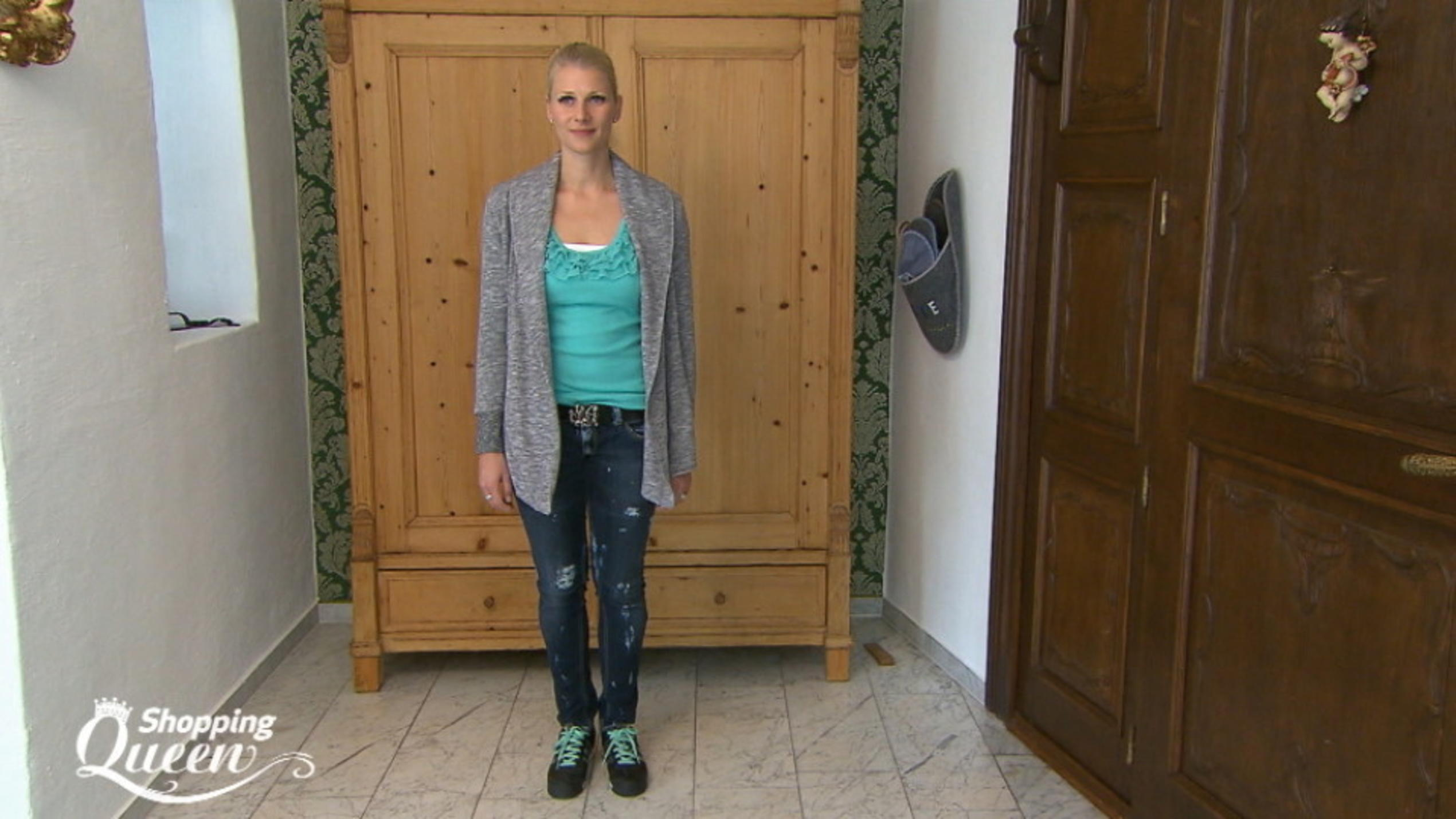 "Imke im Style-Check bei ""Shopping Queen"""