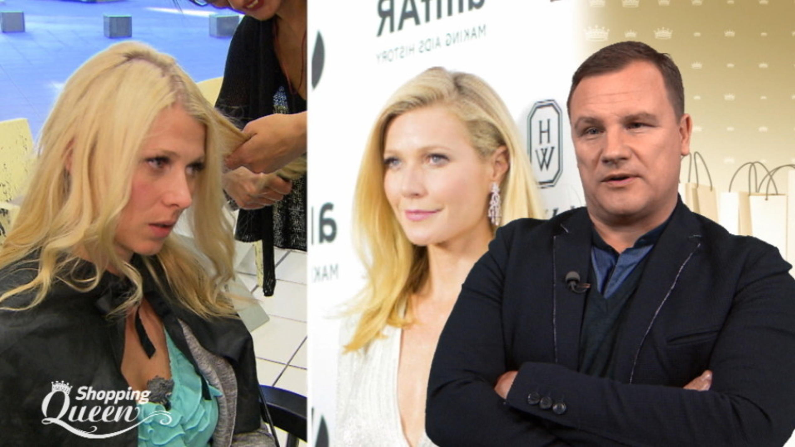 Shopping Queen: Kandidatin Imke verwandelt sich in Gwyneth Paltrow