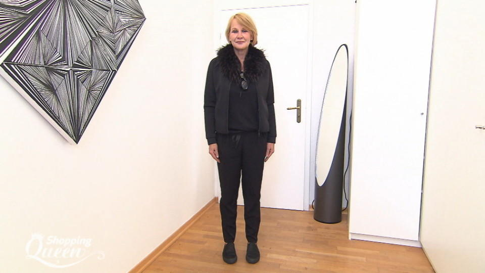 "Im Anja im Style-Check bei ""Shopping Queen"""
