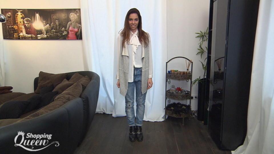 Modebloggerin Shopping Queen