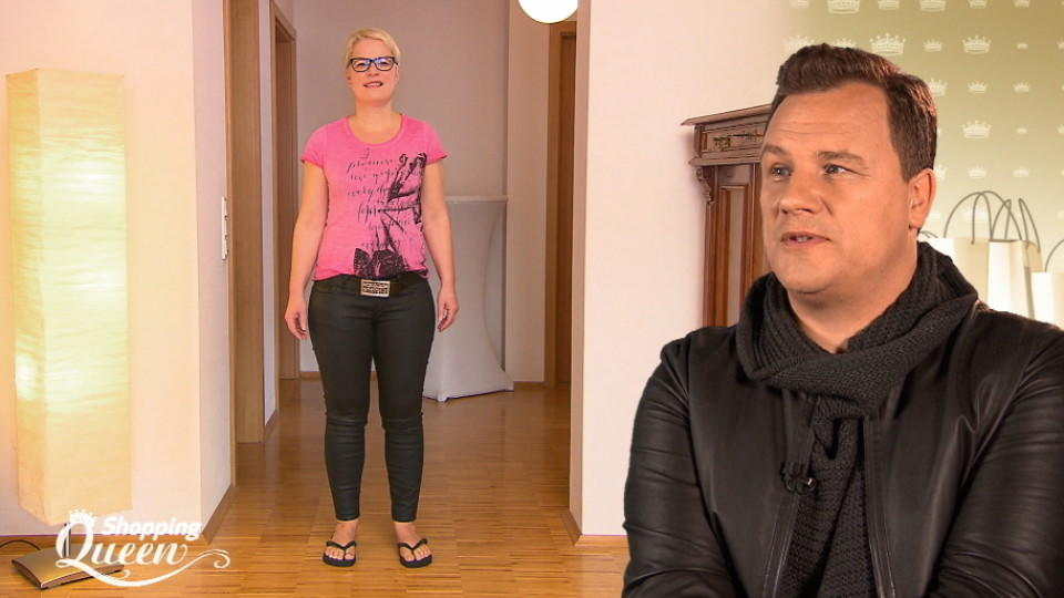 "Conny im Style-Check bei ""Shopping Queen"""