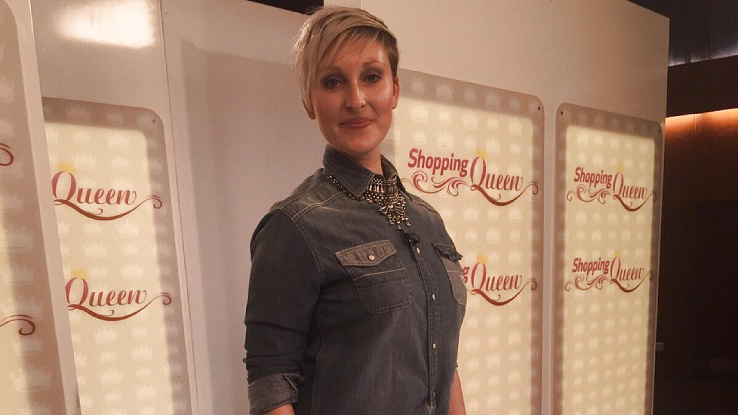 """Shopping Queen""-Kandidatin Sissi"