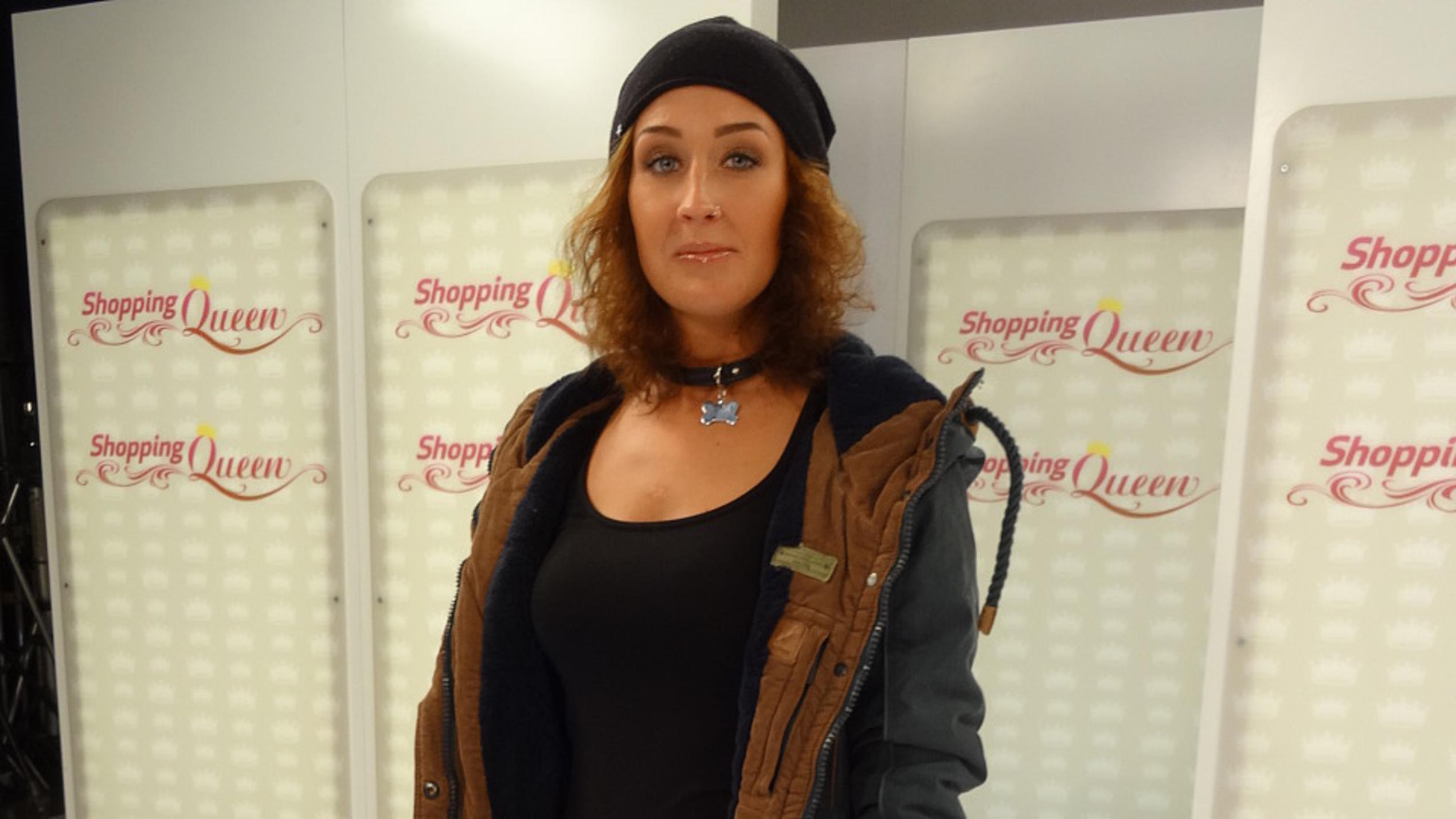 """Shopping Queen""-Kandidatin Lisa"
