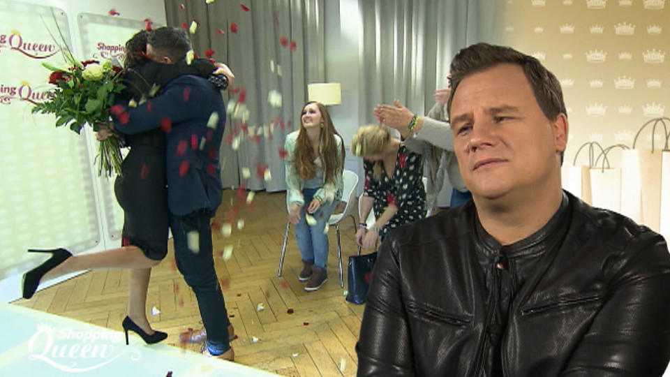 "Heiratsantrag auf dem Catwalk bei ""Shopping Queen"""
