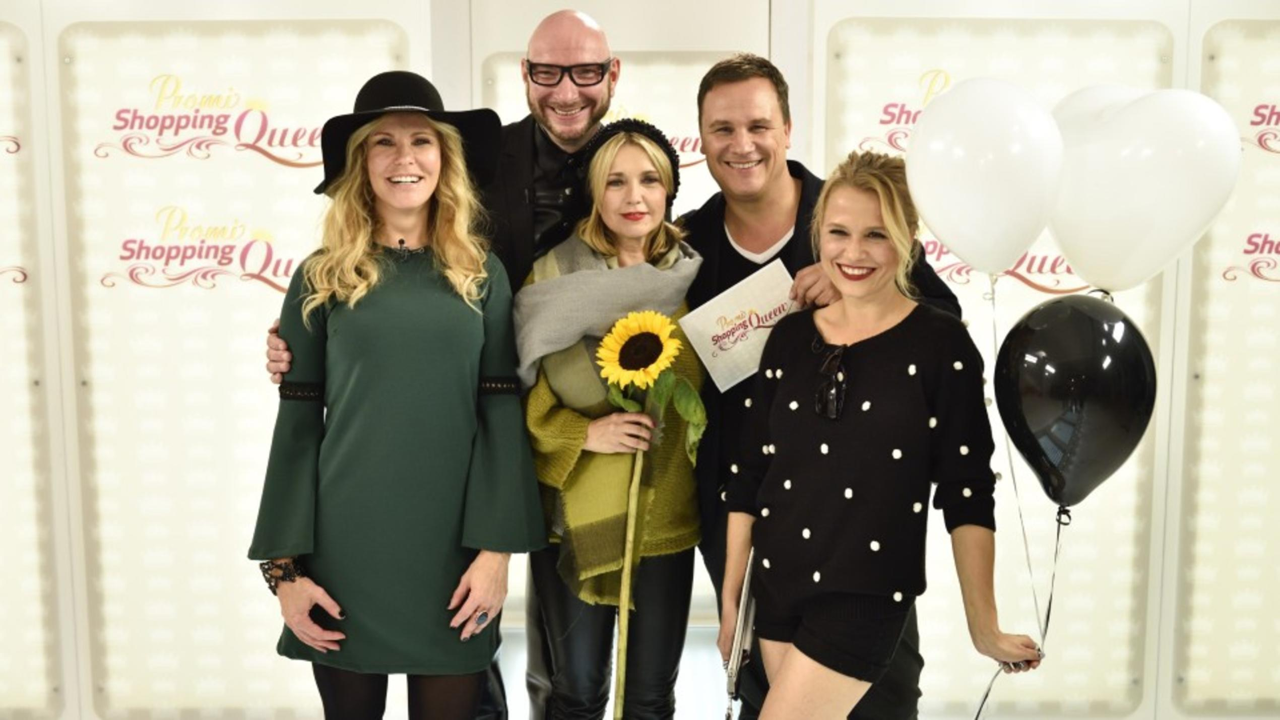 "Finale bei ""Promi Shopping Queen"""