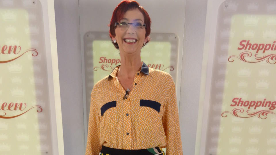 "Manuelas Look floppt auf dem ""Shopping Queen""-Catwalk"