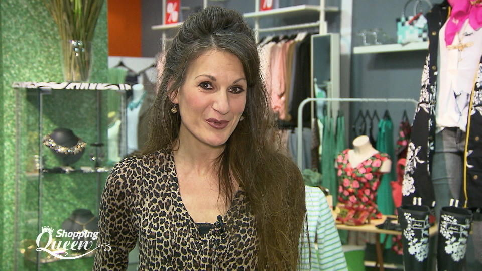 """Shopping Queen""-Kandidatin Susanne"