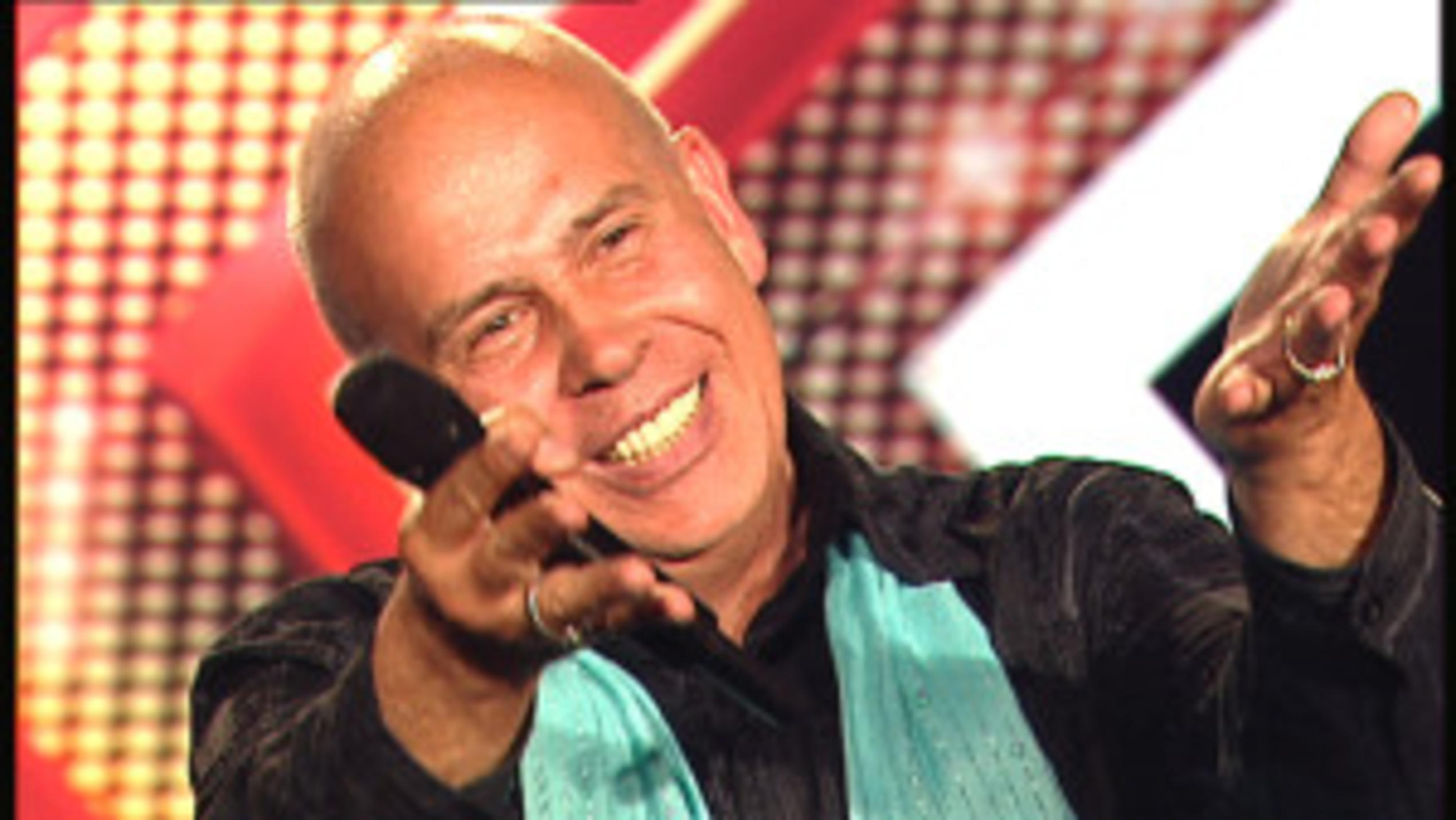 X Factor Wolfgang Tuppeck
