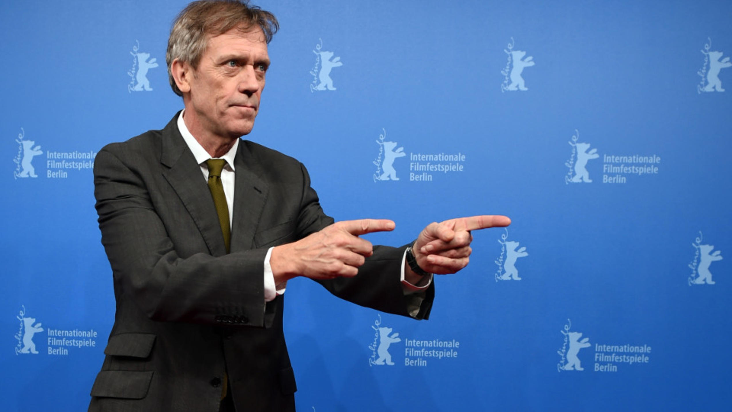 Hugh Laurie bei den Internationalen Filmfestspielen