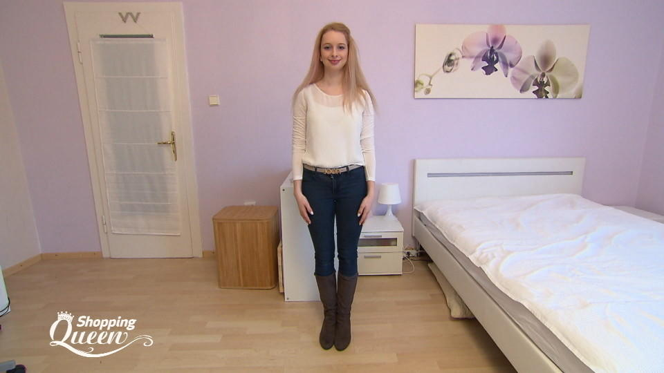 Shopping Queen: Denise aus Hannover im Style-Check