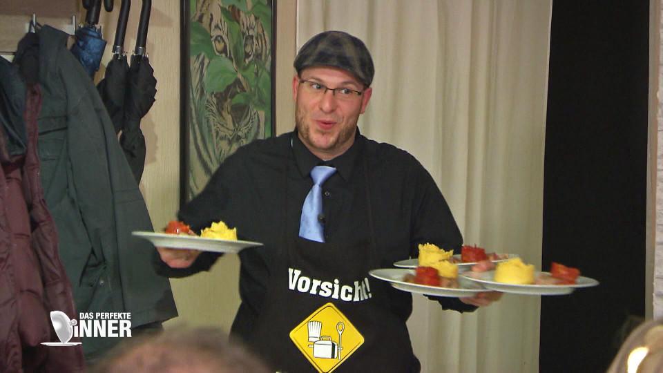 Moderator von das perfekte dinner