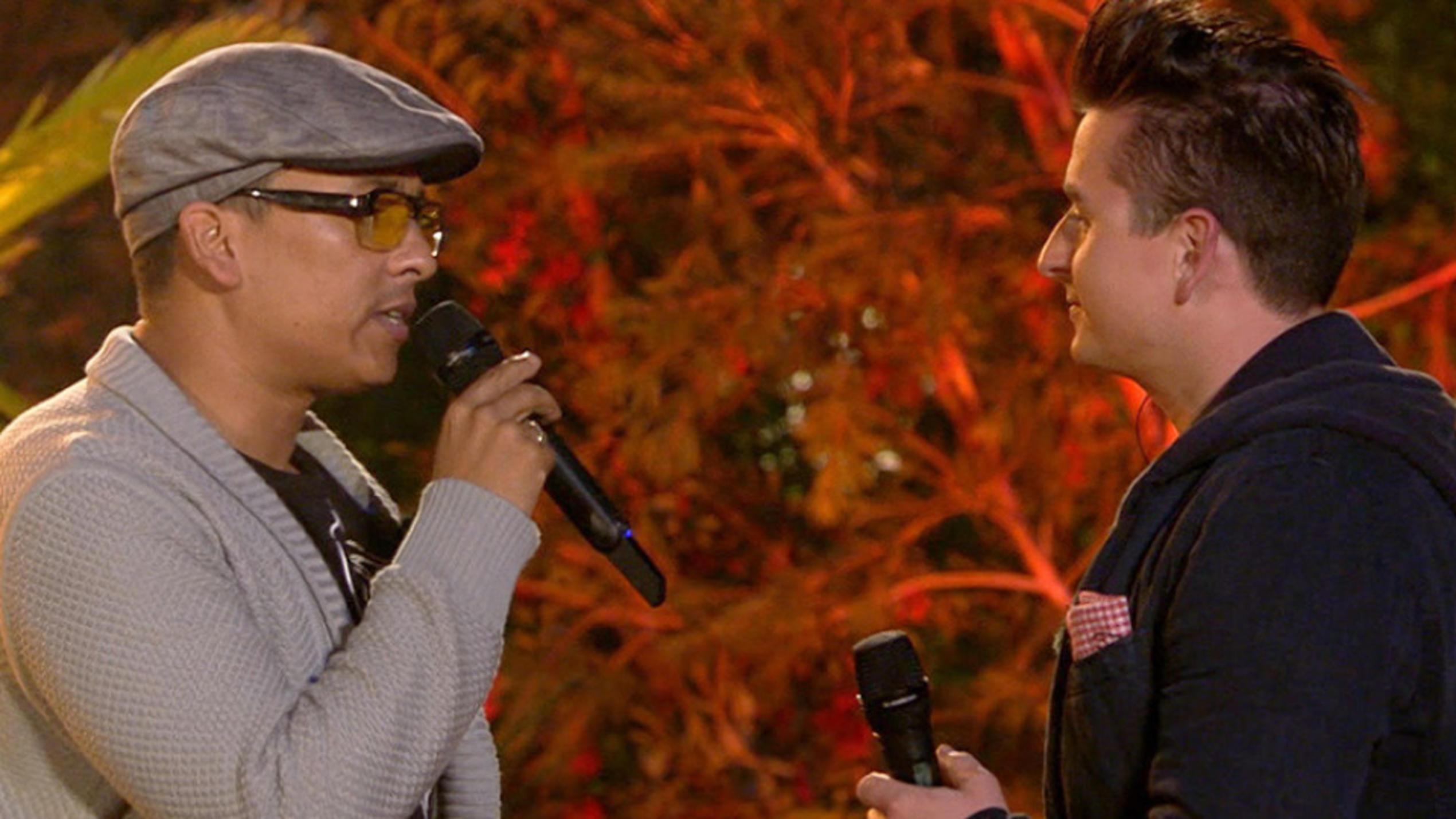 Sing meinen Song 2014: Xavier Naidoo und Andreas Gabalier