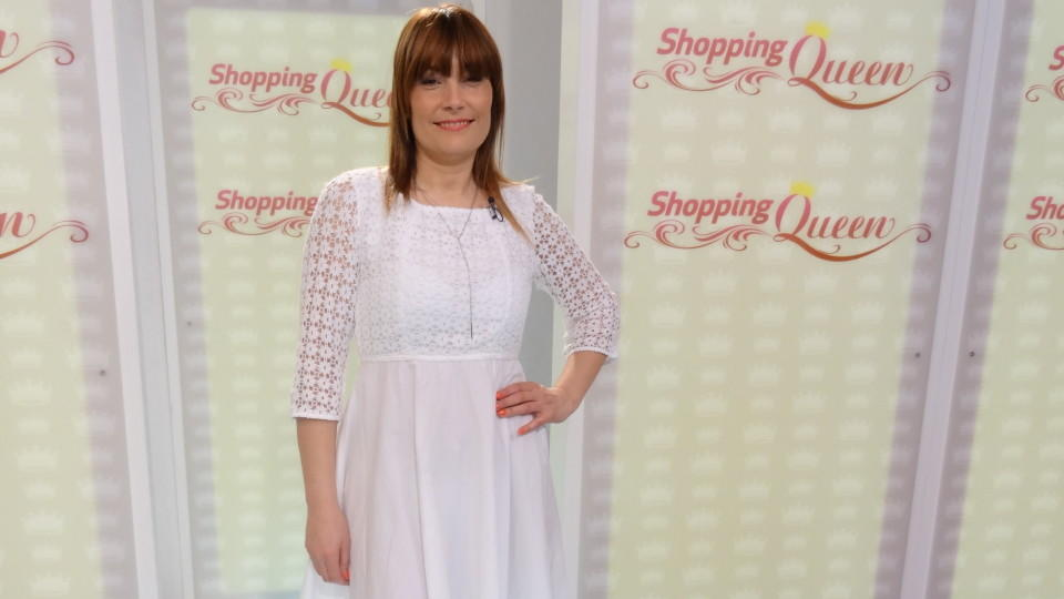"""Shopping Queen""-Kandidatin Esra"