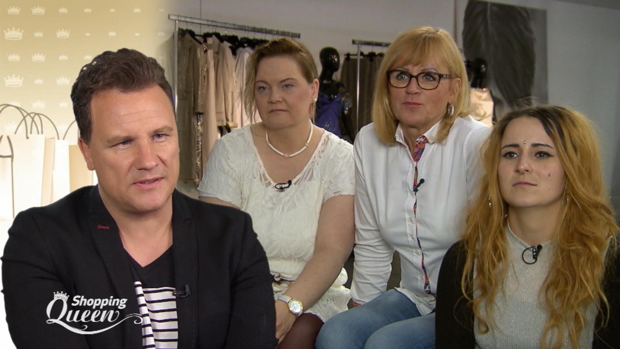 "Punktevergabe ohne Katja bei ""Shopping Queen"""