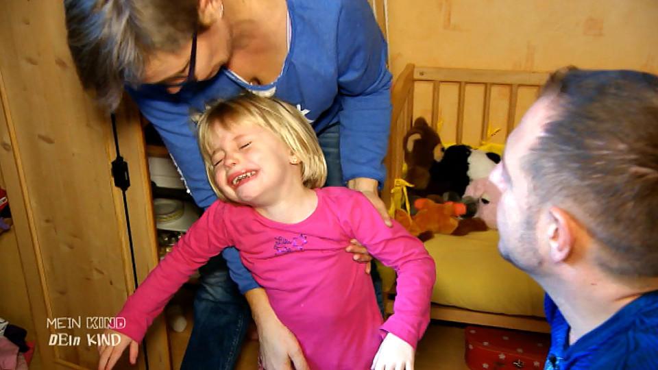 Mein Kind, dein Kind: Papa Uwe lässt seiner Tochter Lene