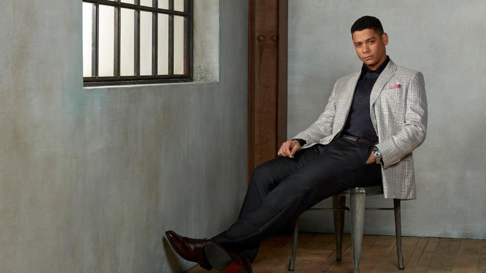 Secrets and Lies: Patrick Warner gespielt von Charlie Barnett